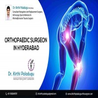 Orthopedic Doctor in Hyderabad
