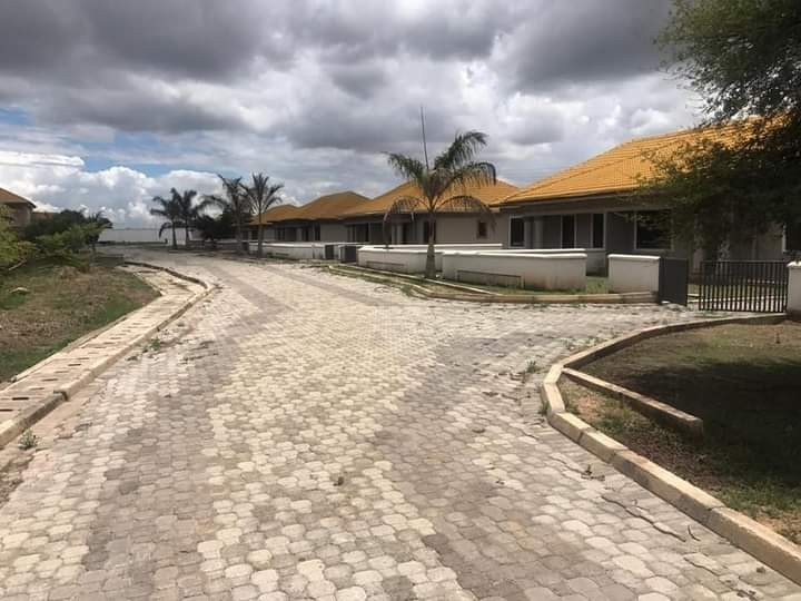12 HOUSES IN A COMLEX OFF MUMBWA ROAD